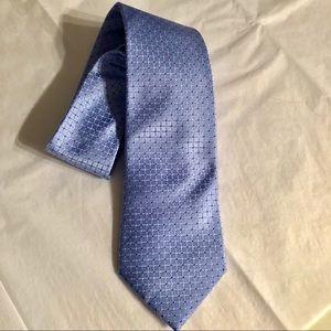 Geoffrey Beene 100% Silk Tie